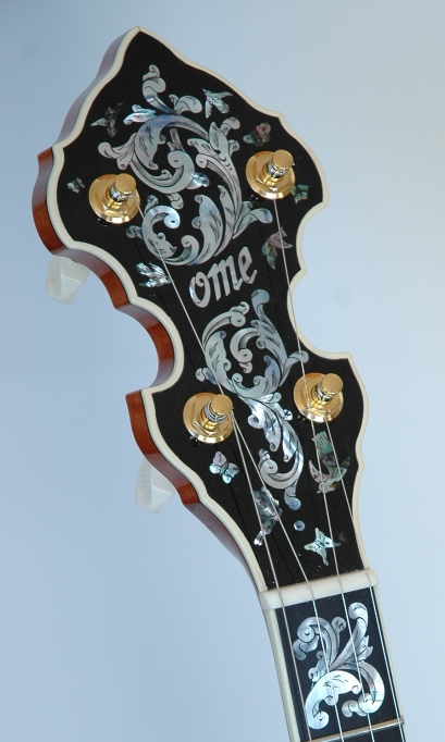 Pegheads Scoops Amp Inlays Ome Banjos