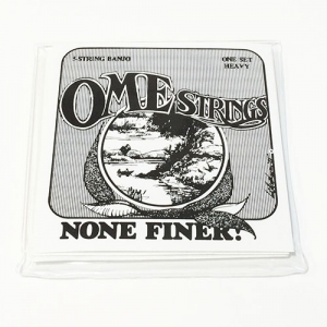 OME 5-String Banjo Strings
