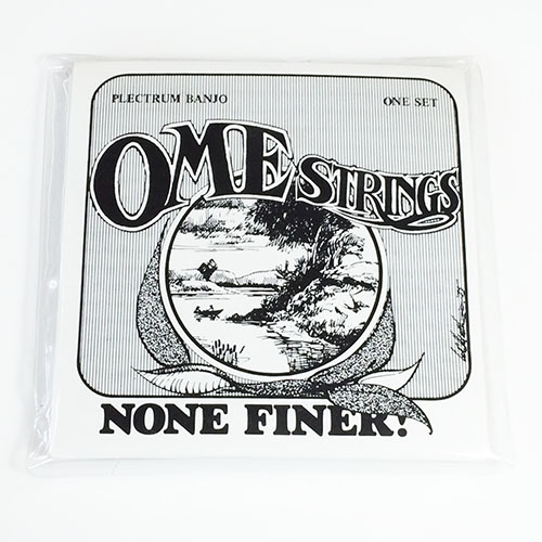 OME Plectrum Banjo Strings