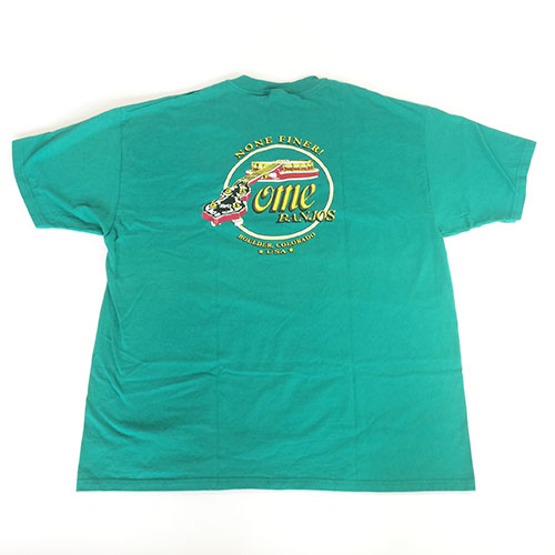 OME T-Shirt Back