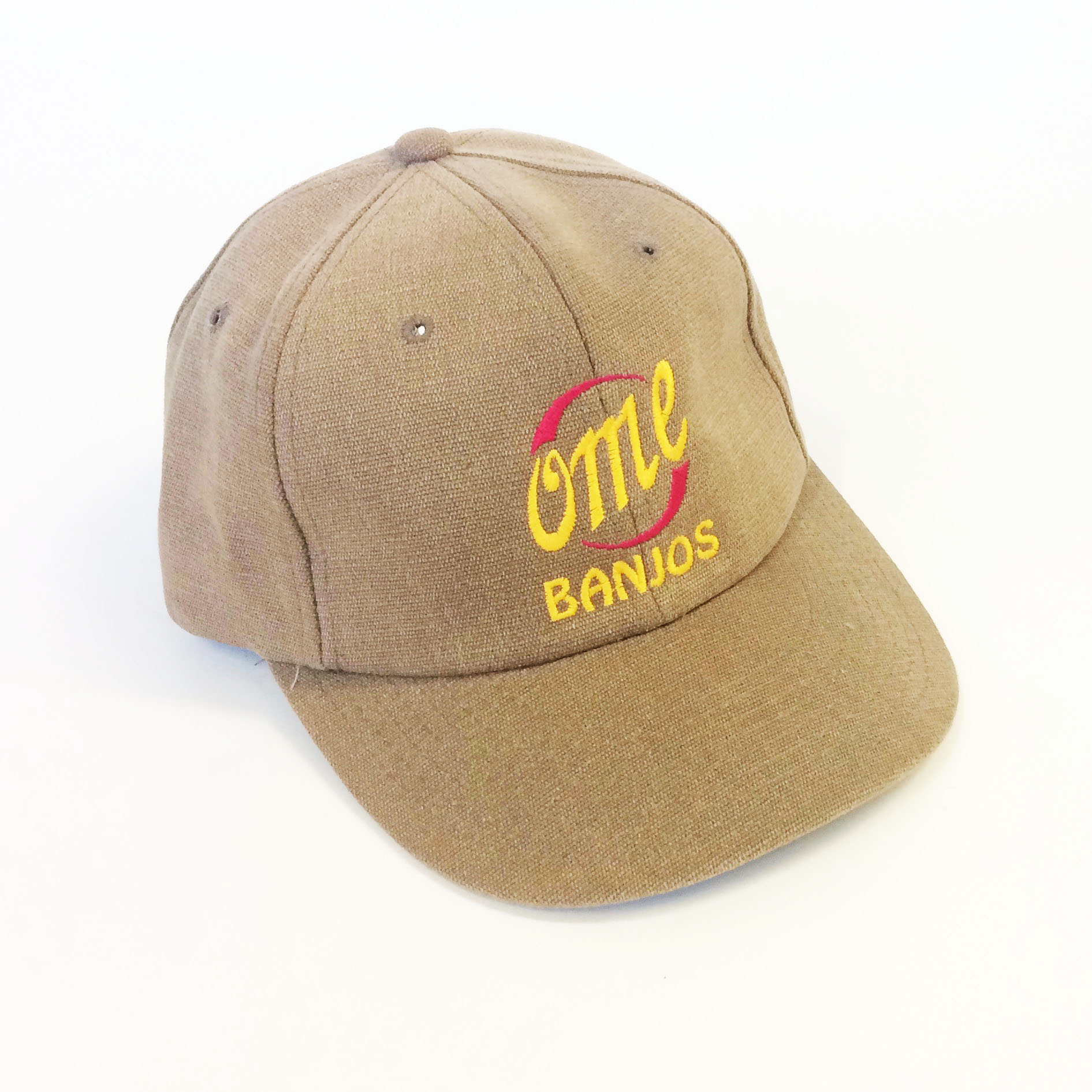 OME Embroidered Ball Cap