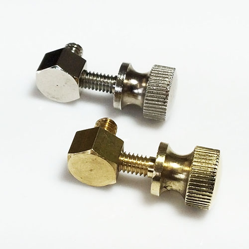 Resonator Thumb Screws & Wall Lugs