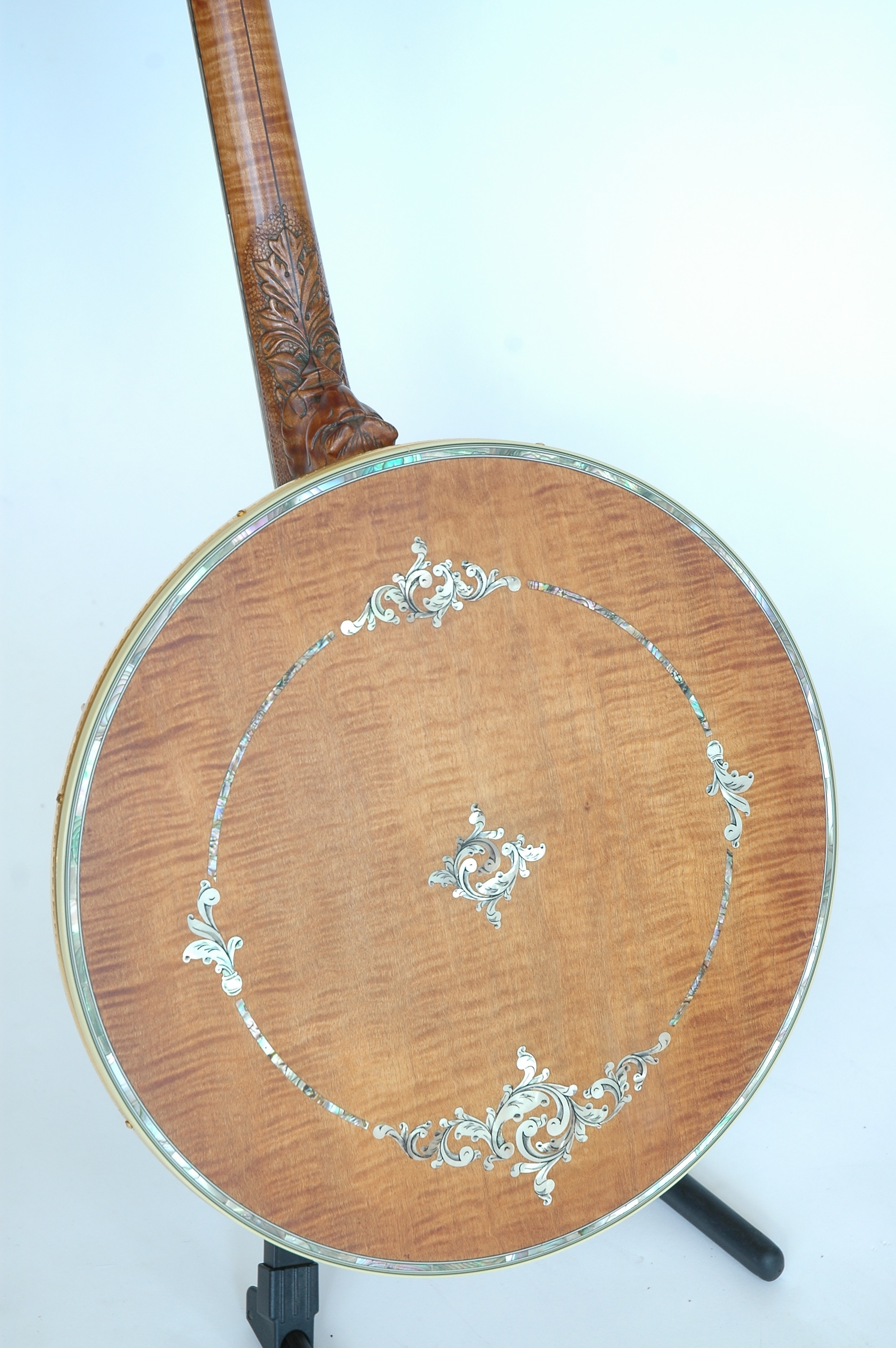 Ome Grand Artist Spring Banjo Resonator