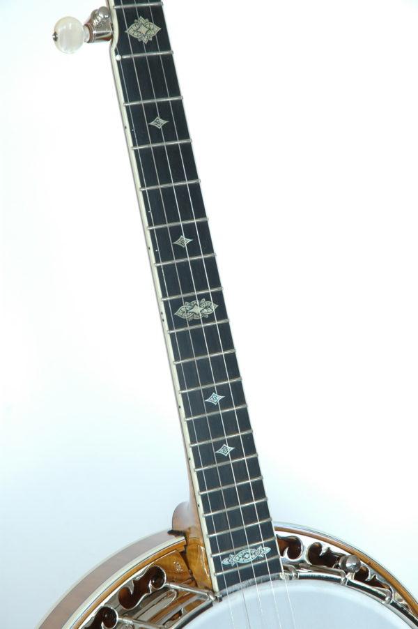 Omega Banjo Fingerboard